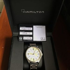 Hamilton Khaki Aviation Automatic Date Watch